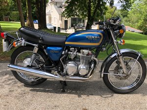 1977 CB550F Original and lovely