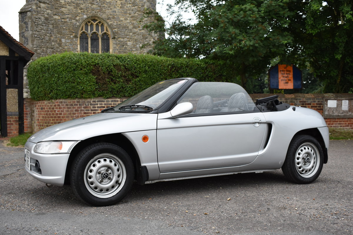 1993 HONDA BEAT low mileage in beautiful condition For Sale (picture 1 of 6)
