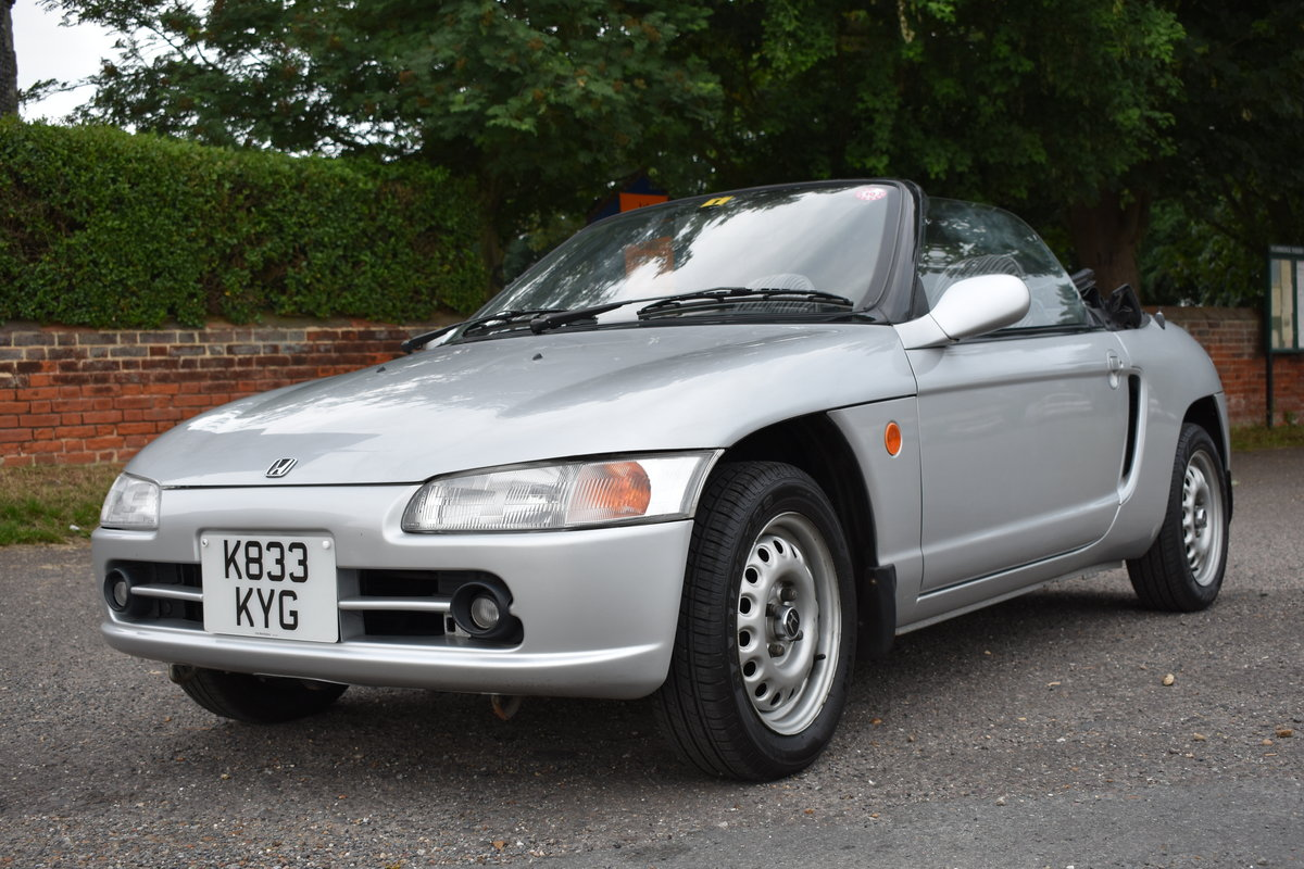 1993 HONDA BEAT low mileage in beautiful condition For Sale (picture 2 of 6)