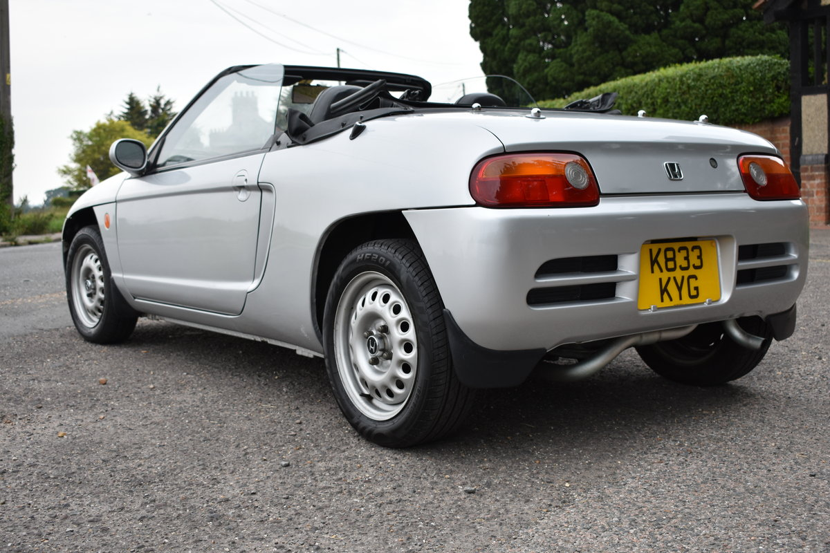 1993 HONDA BEAT low mileage in beautiful condition For Sale (picture 6 of 6)