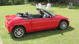 1992 Honda Beat Private