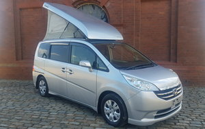 HONDA STEPWAGON 2008 2.0 AUTO FREETOP CAMPER *  For Sale
