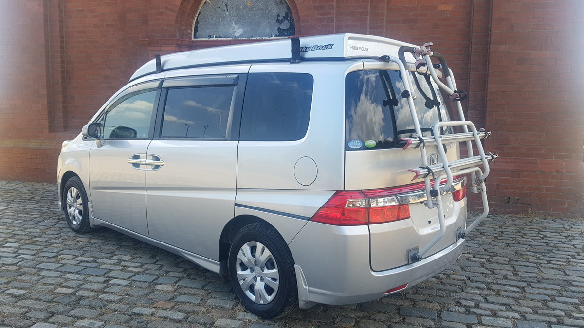 HONDA STEPWAGON 2008 2.0 AUTO FREETOP CAMPER *  For Sale (picture 2 of 6)