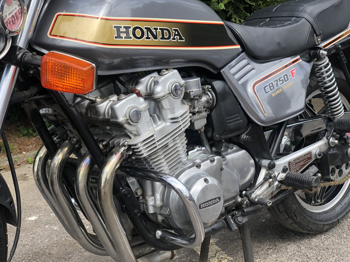 1981 Honda CB750F Very Original  For Sale (picture 4 of 6)