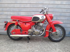 1968 Honda C77  305cc For Sale