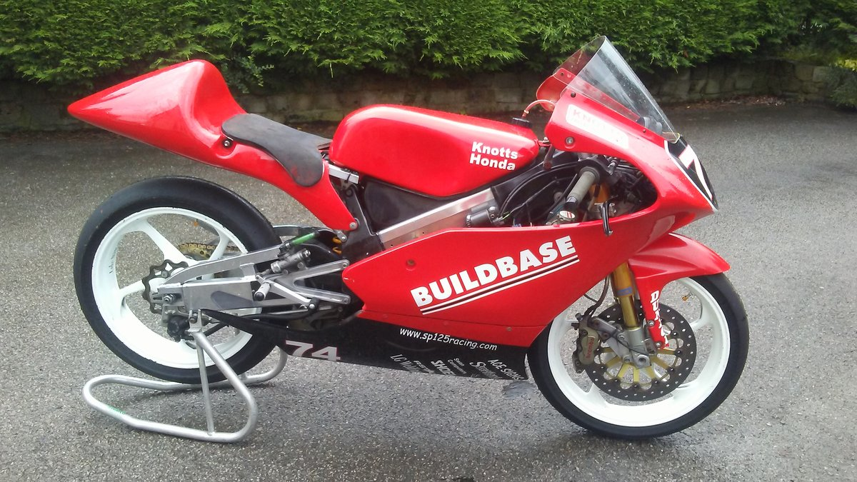 2001 Honda RS125 GP  For Sale (picture 1 of 6)
