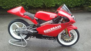 2001 Honda RS125 GP  For Sale
