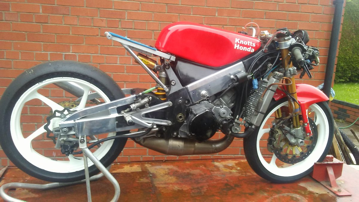 2001 Honda RS125 GP  For Sale (picture 2 of 6)