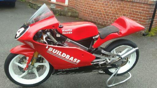2001 Honda RS125 GP  For Sale (picture 4 of 6)