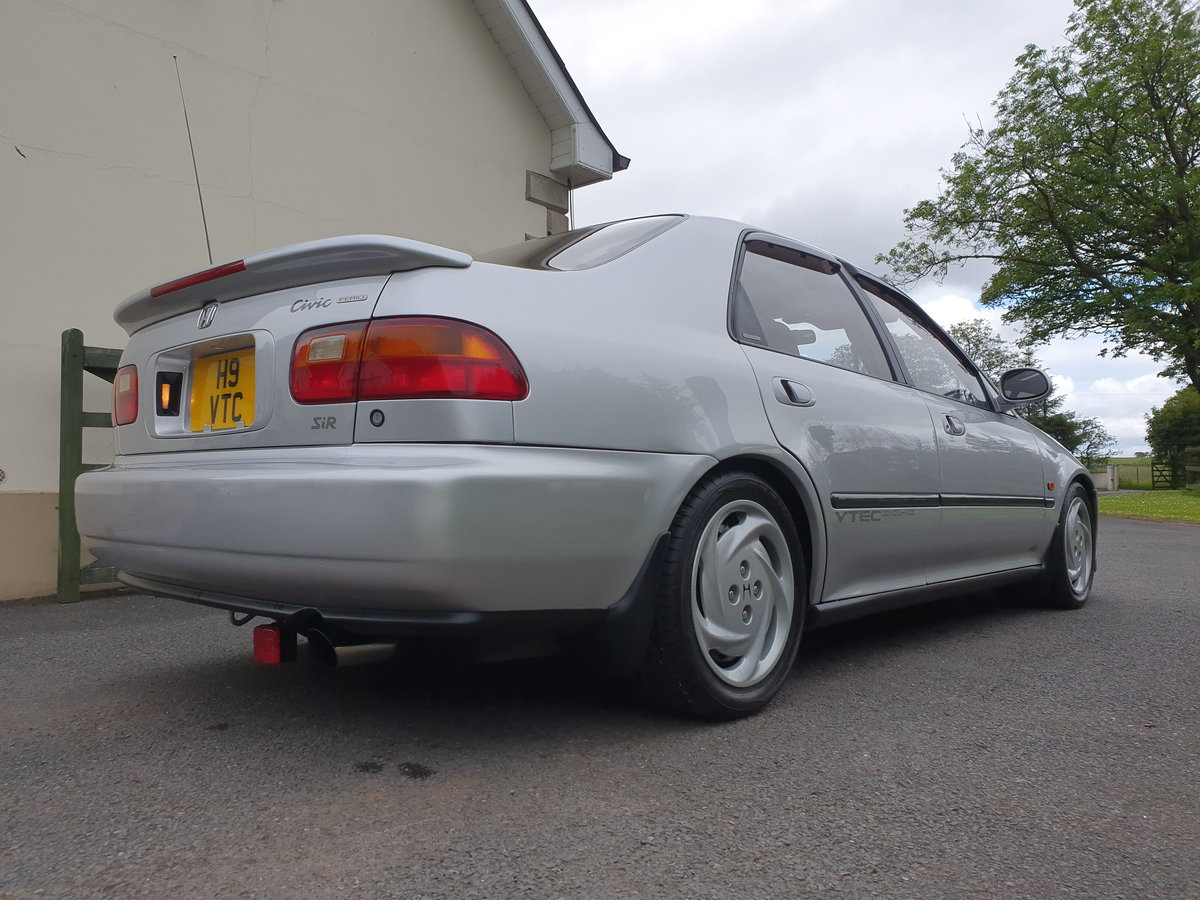 Honda Civic EG9 SiR Ferio 1994 For Sale (picture 1 of 6)