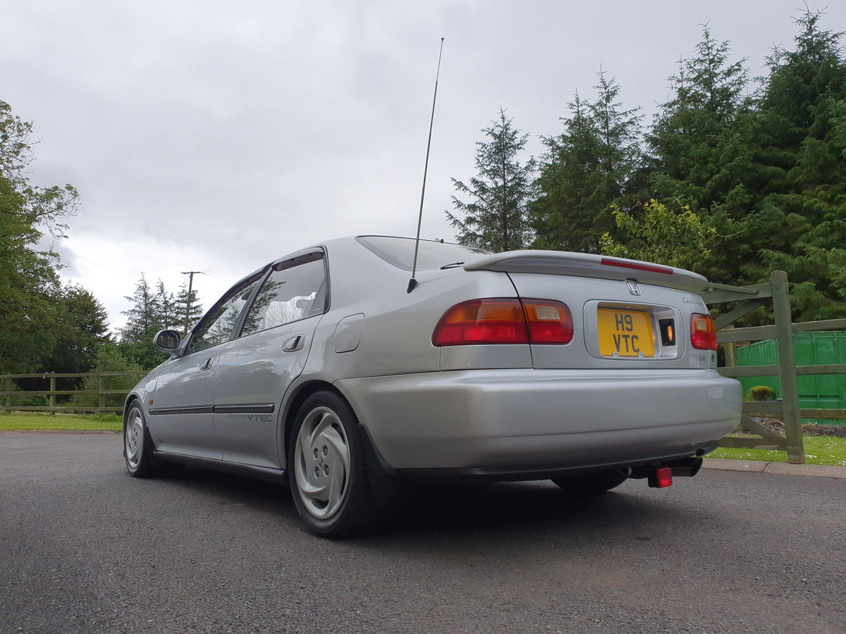 Honda Civic EG9 SiR Ferio 1994 For Sale (picture 2 of 6)