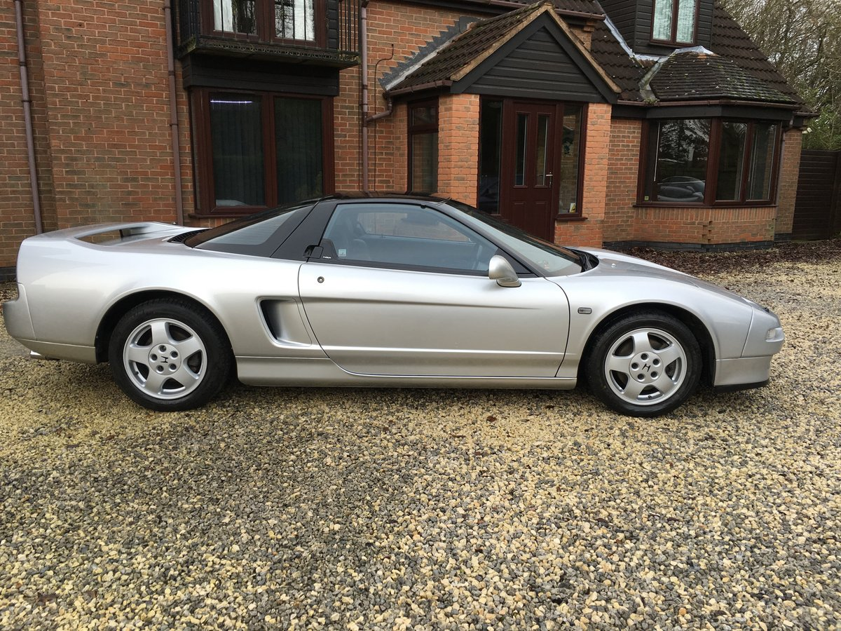 1992 Honda NSX SOLD by Auction (picture 4 of 6)