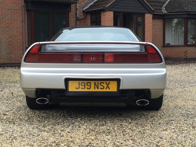1992 Honda NSX SOLD by Auction (picture 5 of 6)