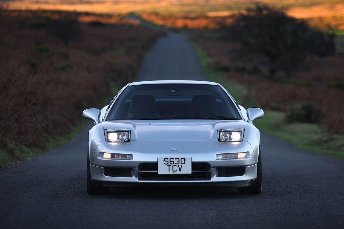 1999 Honda NSX Type-S SOLD by Auction (picture 1 of 6)