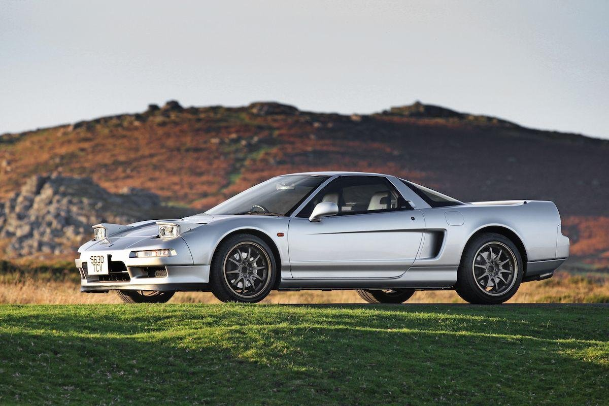 1999 Honda NSX Type-S SOLD by Auction (picture 2 of 6)
