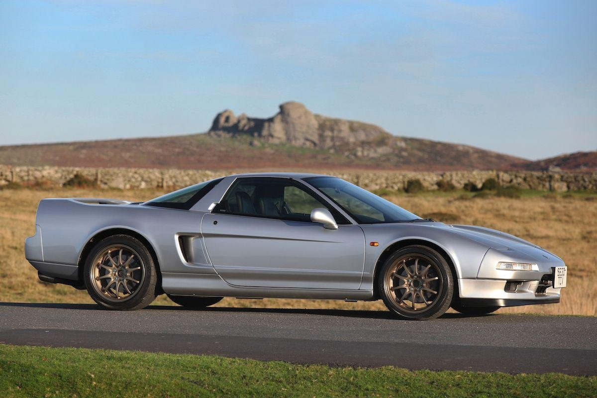 1999 Honda NSX Type-S SOLD by Auction (picture 3 of 6)