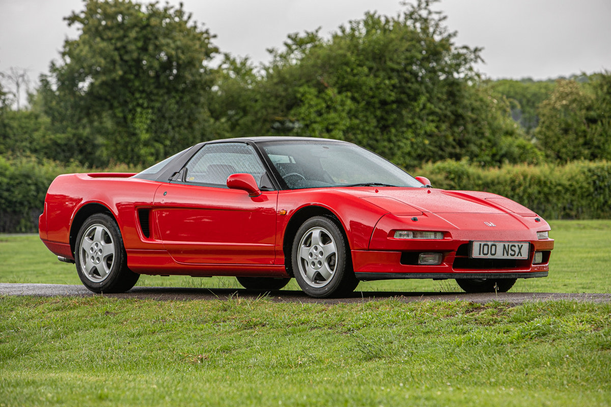 1991 Honda NSX Coupe (UKmanual) SOLD by Auction (picture 3 of 6)