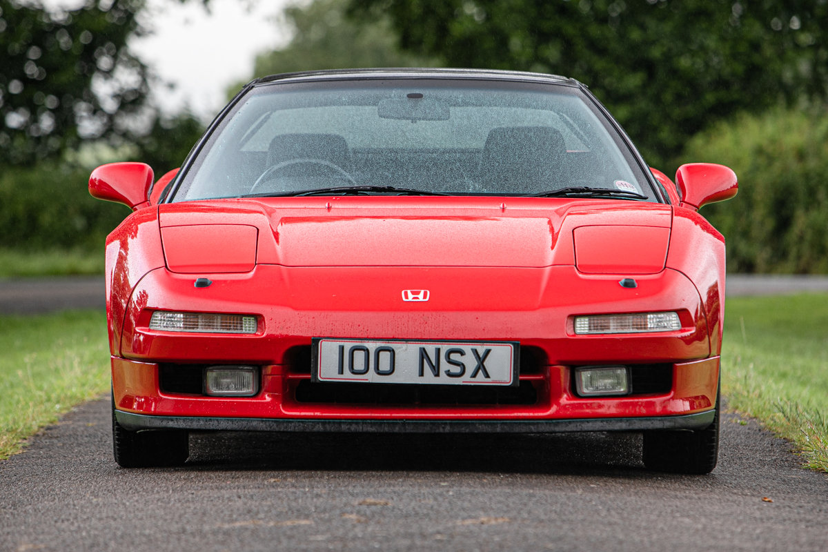 1991 Honda NSX Coupe (UKmanual) SOLD by Auction (picture 4 of 6)