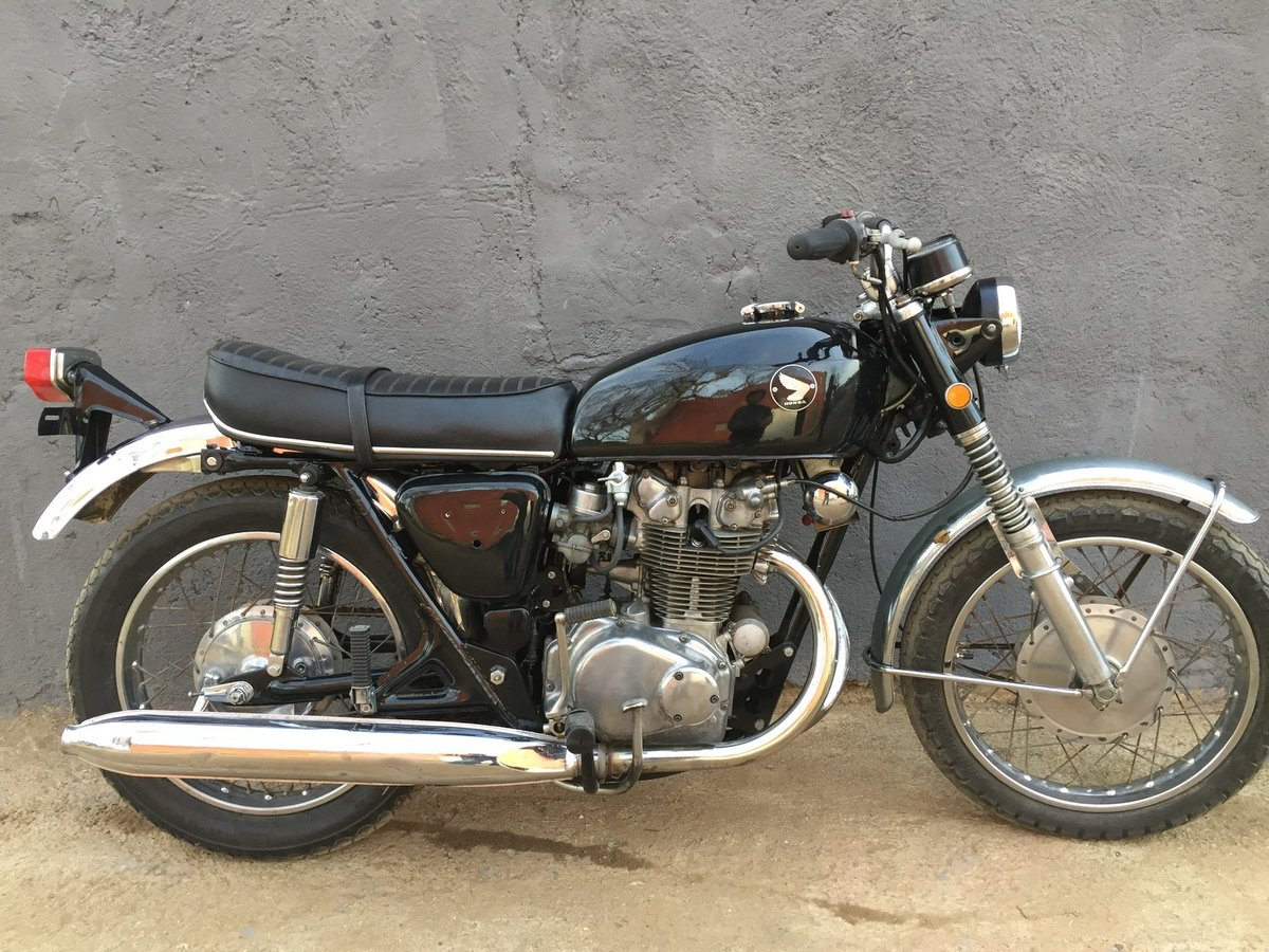1969 honda cb450 k2 For Sale (picture 4 of 6)