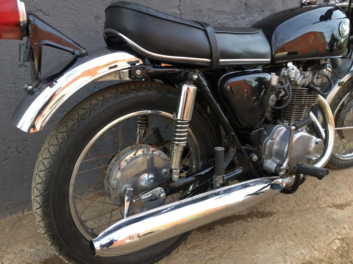 1969 honda cb450 k2 For Sale (picture 6 of 6)