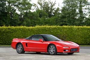 1993 Honda NSX - Manual RHD  For Sale