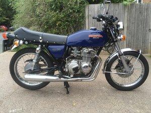 Honda CB400F1 1976