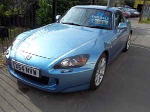 2005 Honda S2000 2.0GT For Sale