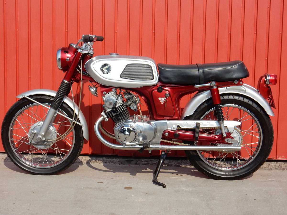 Honda SS125  1970    For Sale (picture 2 of 6)
