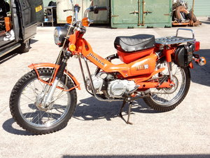 Honda CT90 Trail  1975 For Sale