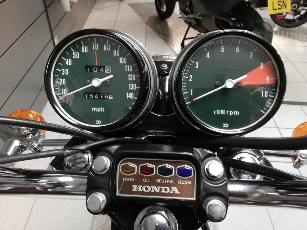 1973 Honda CB750 K3 For Sale | Car And Classic
