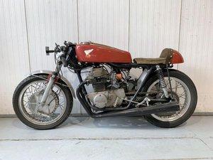 1972 Honda CB350 Racer