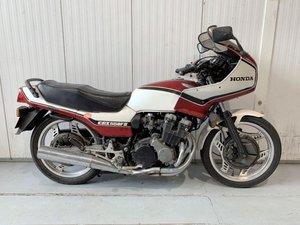 1982 Honda CBX550 F2