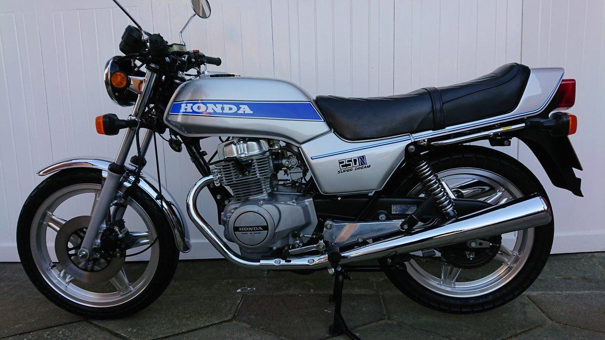 1979 HONDA 250 SUPER DREAM  For Sale (picture 1 of 6)