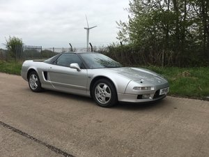 1992 HONDA NSX For Sale by Auction