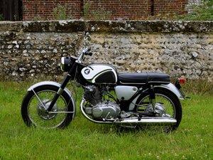 1966 Honda CB77 SOLD