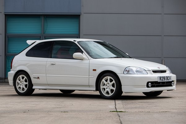 1997 Honda Civic Type R For Sale by Auction | Car And Classic