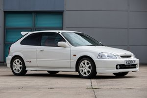 1997 Honda Civic Type R For Sale by Auction