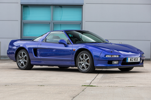 2000 Honda NSX V6 Manual For Sale by Auction