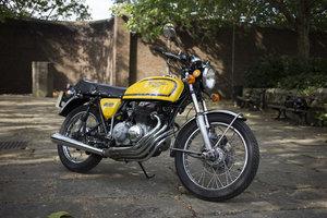 1977 Honda CB400f CB400 four. Original Classic