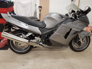 2006 MINT Honda CBR1100XX Blackbird 5800 miles from new For Sale