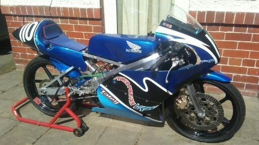 1991 Honda RS 125 GP For Sale