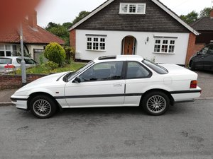 1990 Prelude Gen 3 - 2.0i 4WS - Great condition SOLD