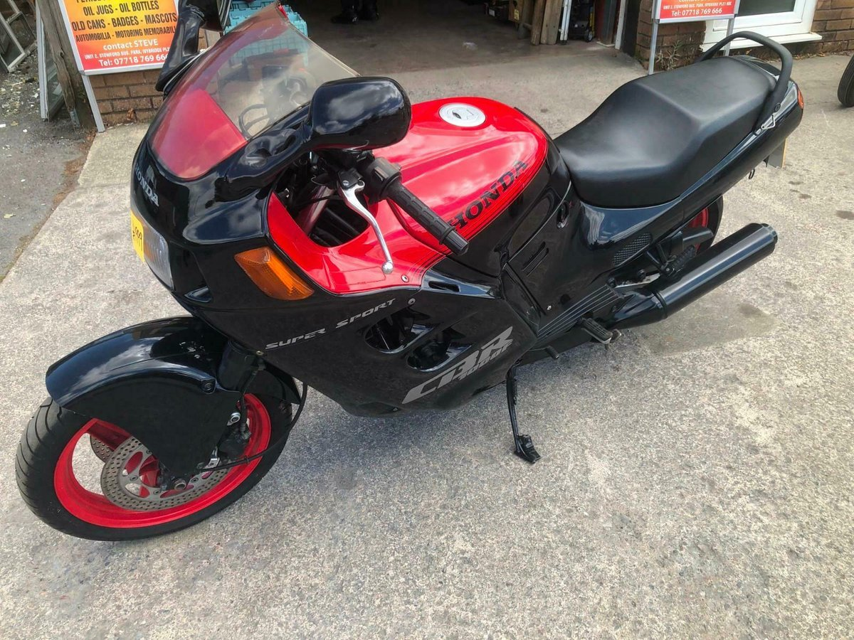 HONDA CBR 1000F SUPER SPORT 1988 STOCK CLEARANCE For Sale (picture 4 of 6)
