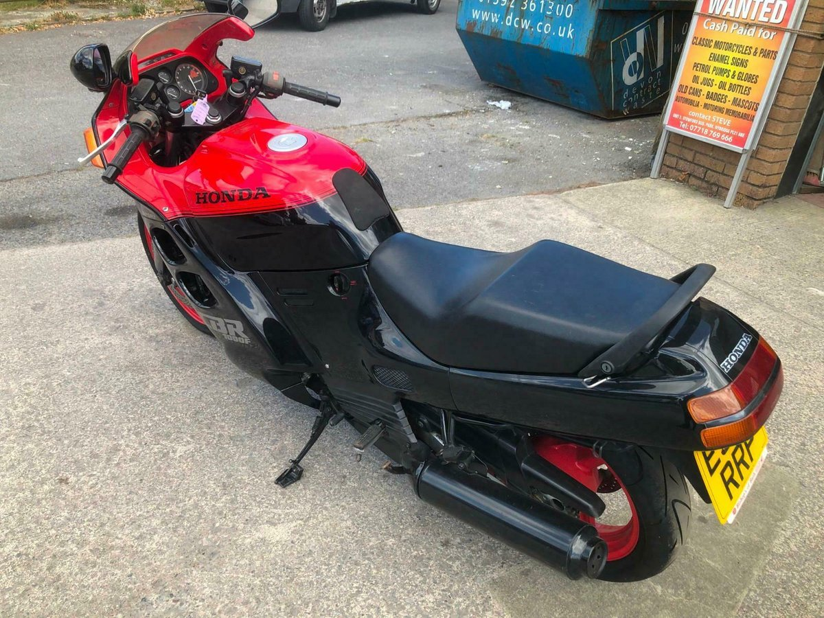 HONDA CBR 1000F SUPER SPORT 1988 STOCK CLEARANCE For Sale (picture 6 of 6)