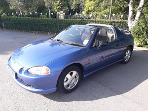 1994 Honda CRX Convertible 5spd 76k Very good condition For Sale