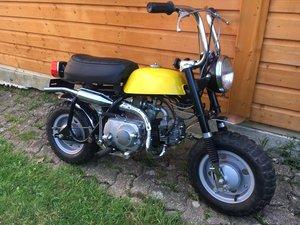 1969 Honda Z50A Monkey Bike