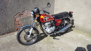 Picture of 1976 Honda CB250 SOLD