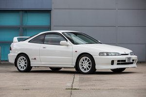 2000 HONDA INTEGRA TYPE R (DC2)   LOT: 548 Est £8-£10,000