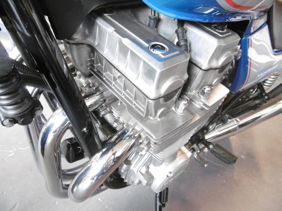 1993 Honda CB750 NIGHTHAWK . STUNNING TIMEWARP  SOLD (picture 2 of 6)