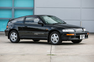 1990 HONDA CRX V-TEC SI R    LOT: 663 Estimate (£): 8-10,000 For Sale by Auction